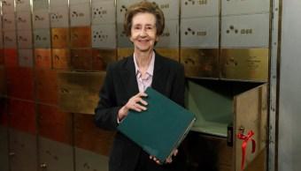FOTO Muere la investigadora Margarita Salas, a los 80 años