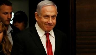 FOTO Netanyahu es acusado fraude, cohecho y abuso de confianza (Reuters)