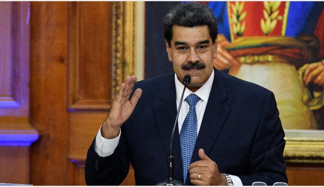 Imagen: Nicolás Maduro condenó lo vivido en Bolivia contra Evo Morales, 10 de noviembre de 2019 (Getty Images)