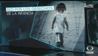 FOTO: Niños Víctimas Violencia México, Entrevista Juan Martin Pérez,