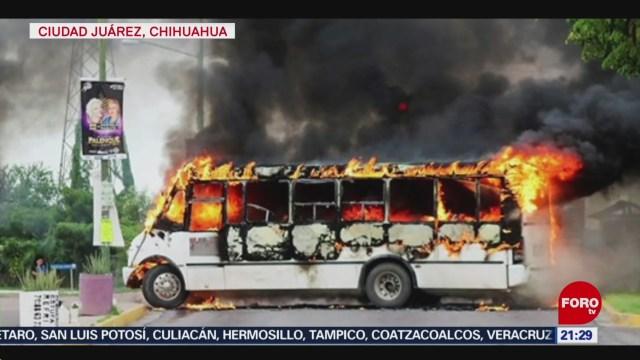 Foto: Operativo Penal Ciudad Juárez 10 Muertos 6 Noviembre 2019