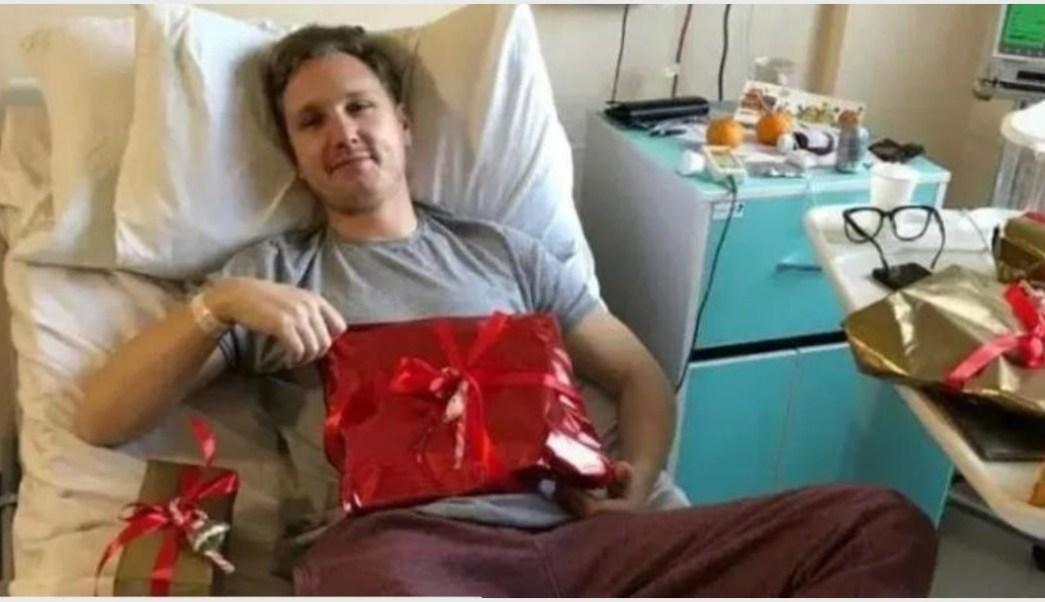 Foto: Un hombre quedó parapléjico tras ser atacado por gusano, 17 de noviembre de 2019 (Facebook)