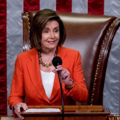 Pelosi: Audiencias para juicio político a Trump podrían iniciar en noviembre