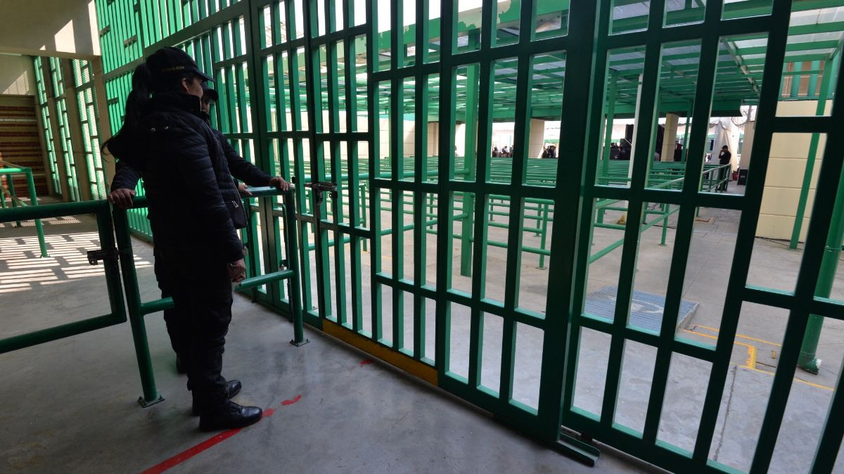 Penal de Tenango del Valle.