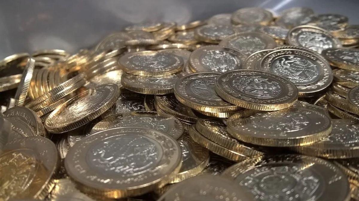 Peso mexicano.