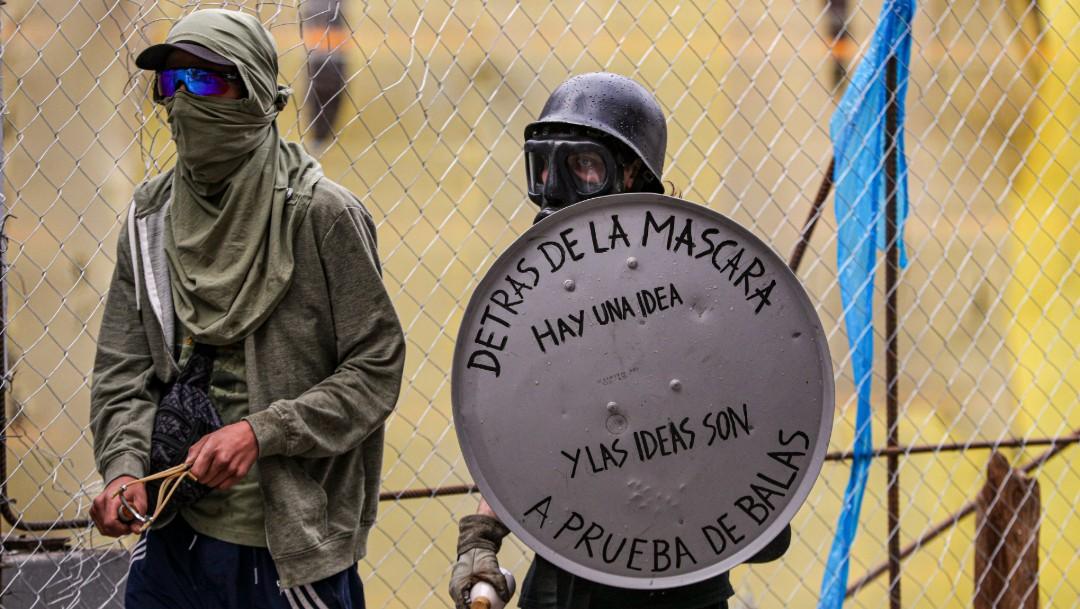 Fot: Piñera rechaza dimitir y promete investigar abusos policiales, 4 de noviembre de 2019