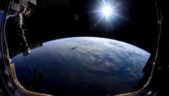 Vista del planeta Tierra desde el espacio exterior, 2 noviembre 2019