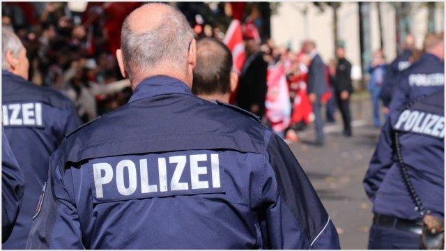 Imagen: La policía se movilizó en Alemania por francotiradores, pero fue una falsa alarma, 24 de noviembre de 2019 (pixabay)