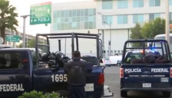 Foto: Policías federales rodean el Palacio Legislativo de San Lázaro