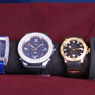 Presentan en 'Despierta' relojes de colección que subastará gobierno de AMLO