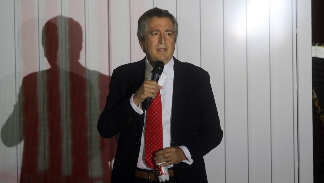 Jorge Vergara, presidente fundador de Grupo Omnilife Chivas