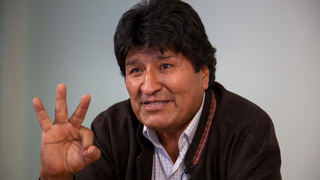 Imagen: El pasado 10 de noviembre la Organización de Estados Americanos advirtió en un informe graves irregularidades en los comicios y Evo Morales anunció su renuncia, 23 de noviembre de 2019 (Getty Images)