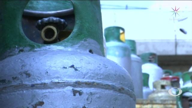 Foto: Tanques Gas Lp Consumidores Renovación 1 Noviembre 2019