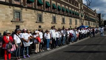 Foto: Marchas en la Ciudad de México, 2 de octubre de 2019