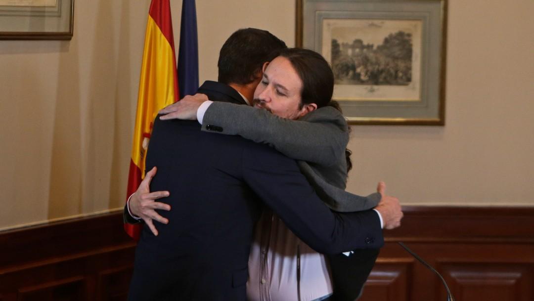 Foto: PSOE y Podemos firman acuerdo para formar Gobierno en España, 12 de noviembre de 2019, España