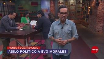 FOTO: Punto y Contrapunto, con Genaro Lozano- Programa del 12 de noviembre de 2019, 12 noviembre 2019