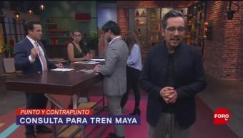 FOTO: Punto y Contrapunto, con Genaro Lozano: Programa del 14 de noviembre de 2019, 14 noviembre 2019