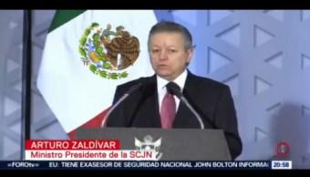 Foto: Quedará Resuelto Nepotismo Poder Judicial Arturo Zaldívar 8 Noviembre 2019