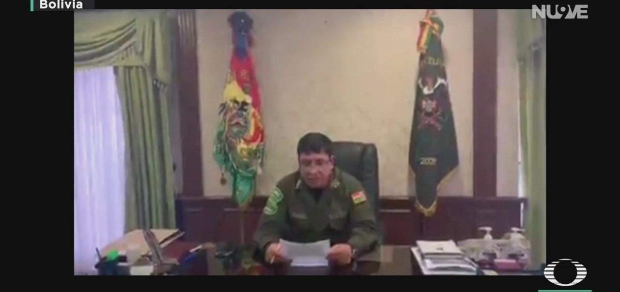 FOTO: Quién gobierna Bolivia