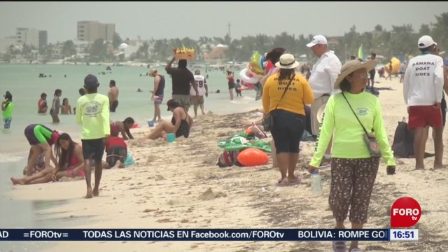FOTO:Quintana Roo y Yucatán registran gran ocupación hotelera, 17 noviembre 2019