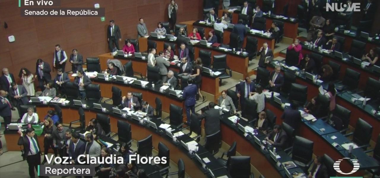 FOTO: Realizan votación para elegir titular CNDH