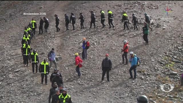 Foto: Reforzarán Seguridad Zonas Nevado Toluca Popocatépetl Iztaccíhuatl 26 Noviembre 2019