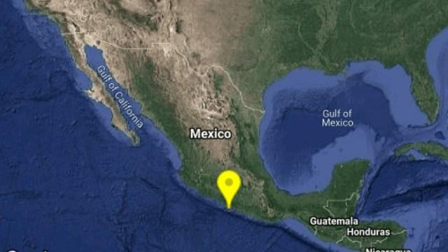 Reportan sismo de magnitud 4.0 en Tecpan. Guerrero