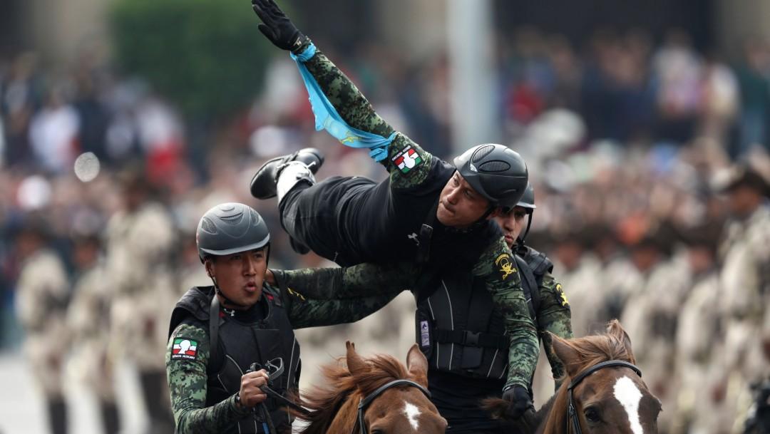 Representación de la Revolución Mexicana