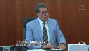 FOTO:Ricardo Monreal pide renuncia de altos funcionarios de la CNDH, 15 noviembre 2019
