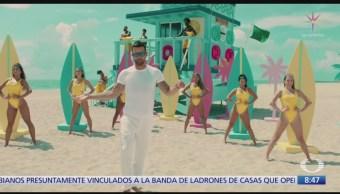 """Ricky Martin lanza """"Cántalo"""" a dueto con """"Residente"""" y Bad Bunny"""