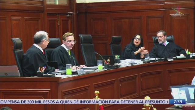 SCJN admite a trámite acción de inconstitucionalidad de CNDH por ley Bonilla