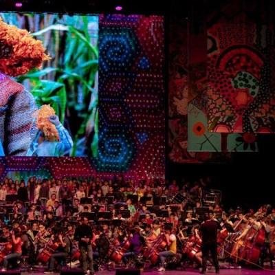Se presenta concierto sinfónico 'Tengo un Sueño' en el Auditorio Nacional