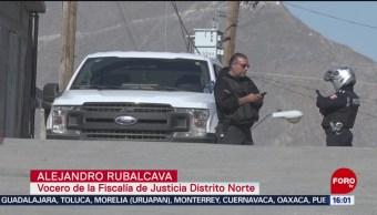 FOTO: Se recrudece la violencia en Cd. Juárez, Chihuahua, 18 noviembre 2019
