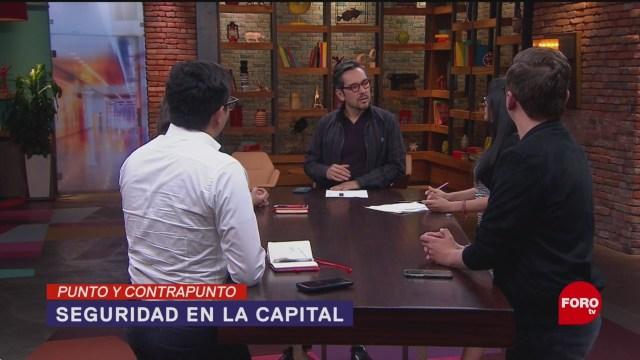 Foto: Seguridad Mejora Ciudad De México Implementación Guardia Nacional 8 Noviembre 2019