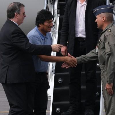 Senado aprueba ascenso de piloto que trasladó a Evo Morales de Bolivia a México