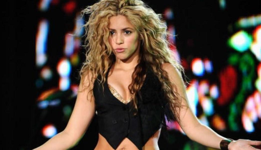 La cantante Shakira participará en el Super Bowl 2020.