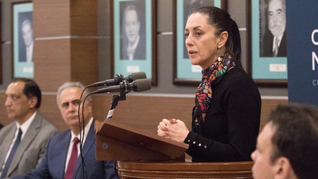 Foto: Sheinbaum confirma despliegue de Guardia Nacional en Lindavista6 de noviembre de 2019 (VICTORIA VALTIERRA /CUARTOSCURO.COM)