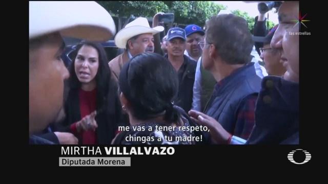 FOTO: Siguen las disputas en San Lázaro, 14 noviembre 2019