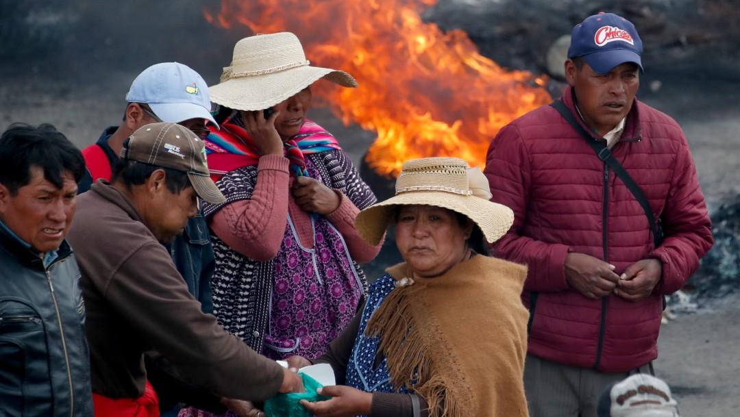 Foto: OEA pide que las elecciones en Bolivia sean lo antes posible