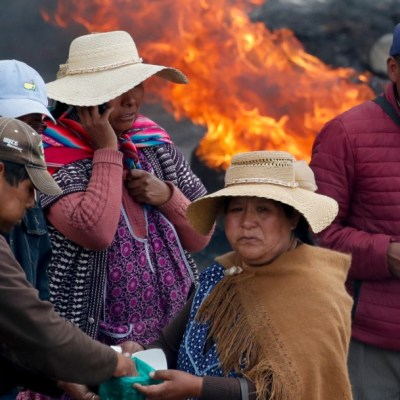 Revelan presunto audio de Evo Morales donde llama a bloquear ingreso de alimentos