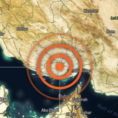 Sismo de magnitud 5.4 sacude el sur de Irán