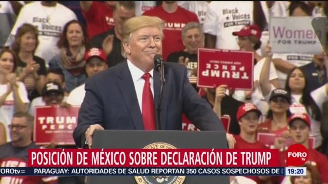 Foto: Sre Responde Trump Cárteles Catalogados Terroristas 26 Noviembre 2019