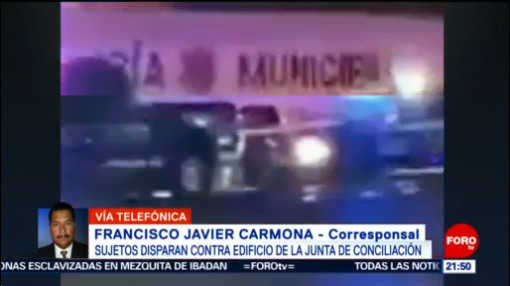 Foto: Sujetos Armados Atacan Fiscalía Chihuahua Hoy 5 Noviembre 2019