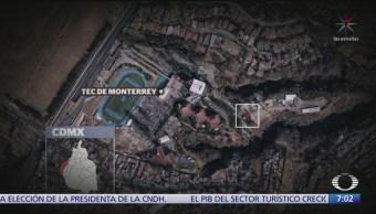 Tensión en el Tec de Monterrey, Santa Fe, por tiroteo