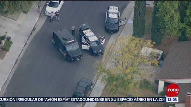 Tiroteo en Saugus High School de Santa Clarita dejó 5 heridos