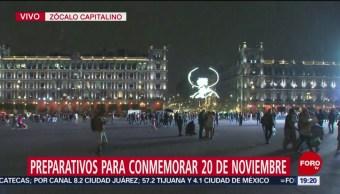 FOTO: Trasladarán locomotora al Zócalo para desfile de la Revolución, 18 noviembre 2019