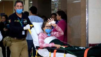 """FOTO Trasplante cardíaco por """"urgencia nacional"""" salva a mujer de 27 años (IMSS)"""