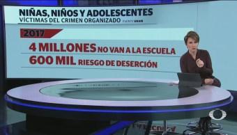 Foto: Triplican Casos Violencia Contra Menores México 6 Noviembre 2019