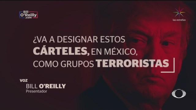 Foto: Trump Designará Carteles Mexicanos Terroristas 26 Noviembre 2019