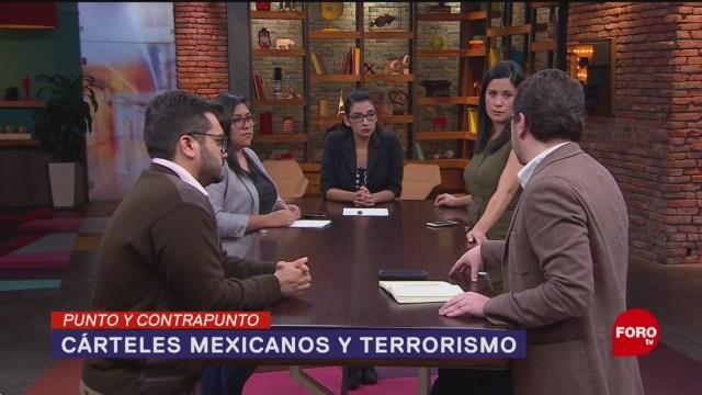 Foto: Trump Designará Cárteles Mexicanos Terroristas 27 Noviembre 2019